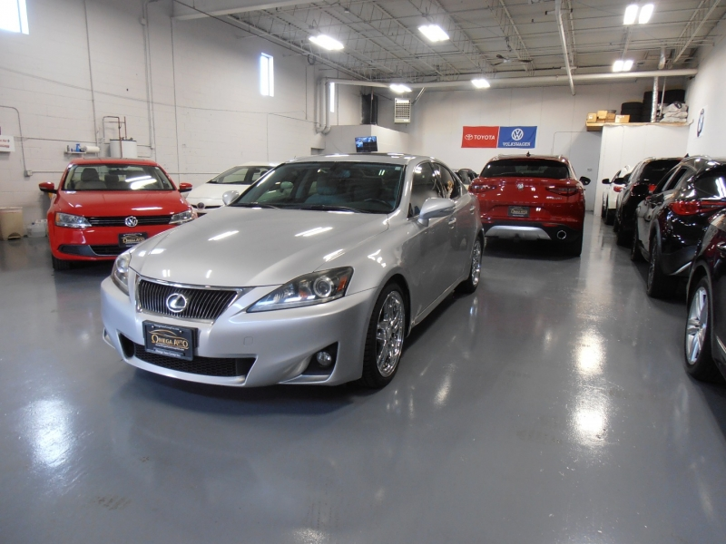Lexus IS 250 2011 price $11,998