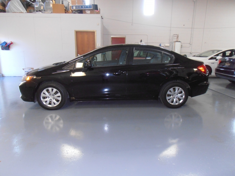 Honda Civic Sdn 2012 price $3,998