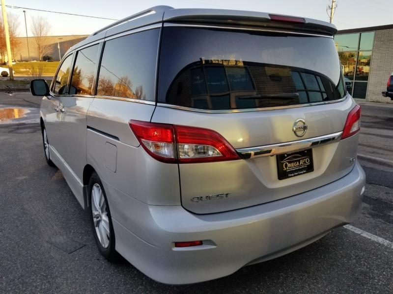 Nissan Quest 2013 price $8,179
