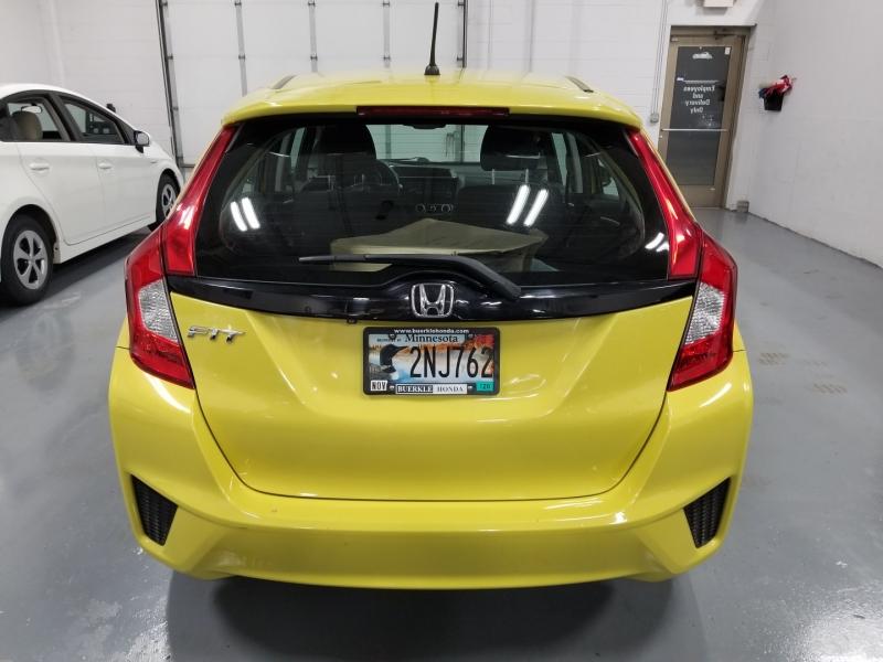 Honda Fit 2015 price $9,598