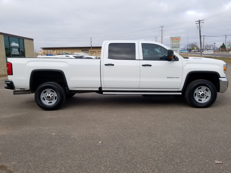GMC Sierra 2500HD 2018 price $37,997