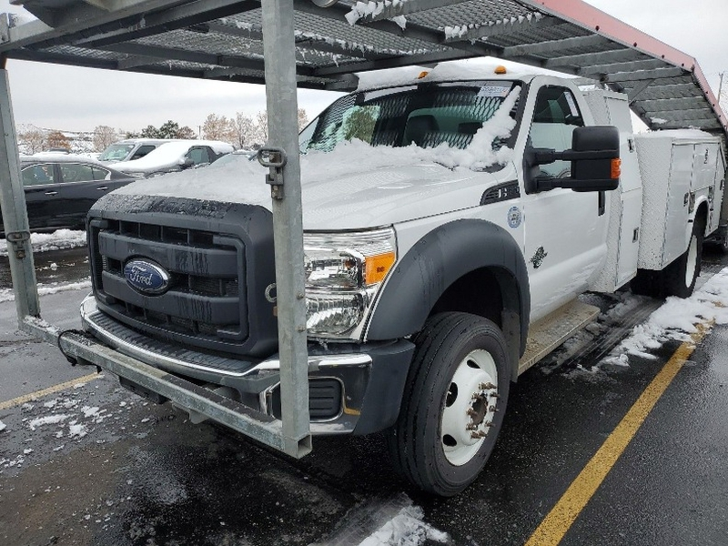 Ford Super Duty F-550 DRW 2012 price $17,998