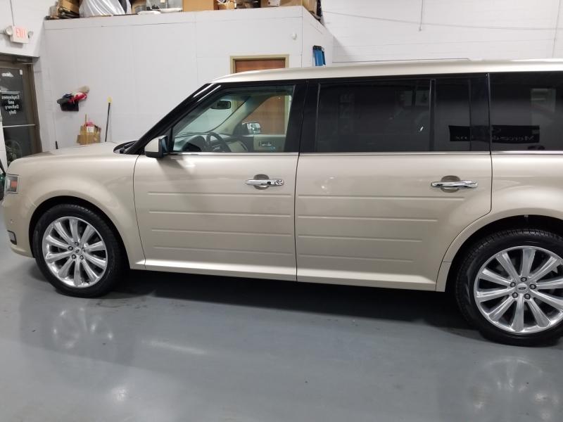 Ford Flex 2018 price $22,798