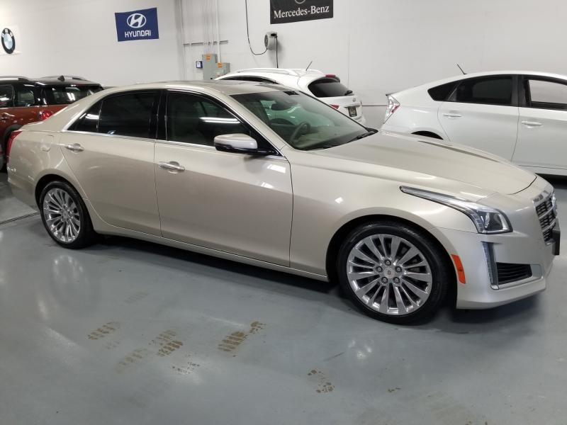 Cadillac CTS Sedan 2014 price $17,898