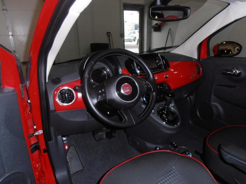 Fiat 500 2017 price $11,498