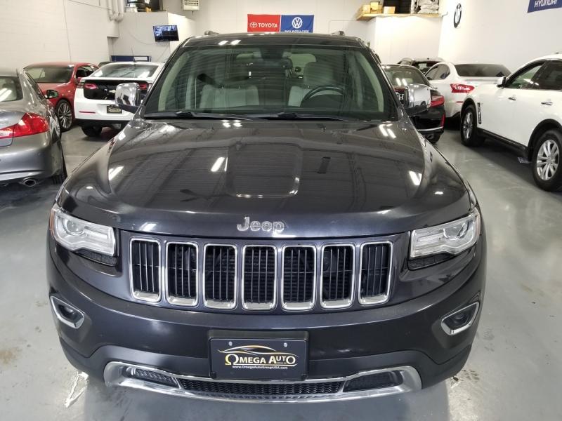 Jeep Grand Cherokee 2014 price $15,498