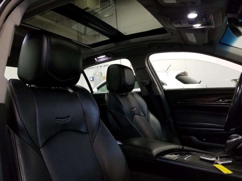 Cadillac CTS Sedan 2017 price $24,998