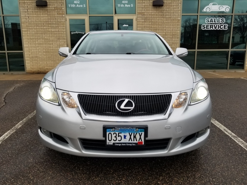 Lexus GS 350 2008 price $10,398