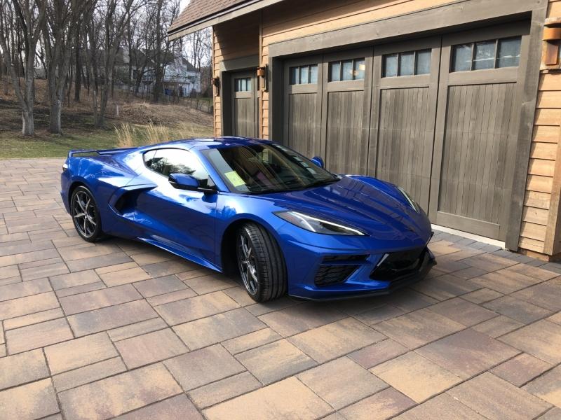 Chevrolet Corvette 2020 price $117,997