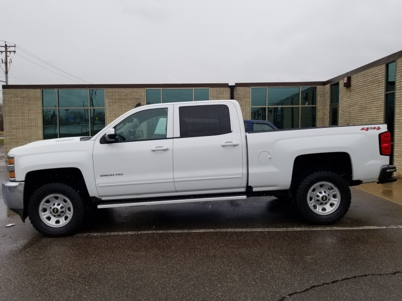 Chevrolet Silverado 2500HD 2018 price $39,997