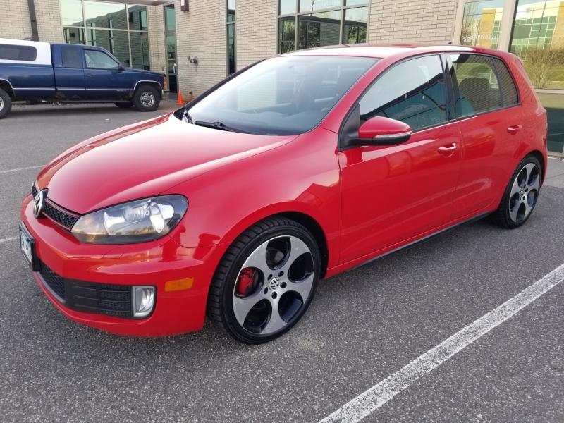 Volkswagen GTI 2011 price $9,998