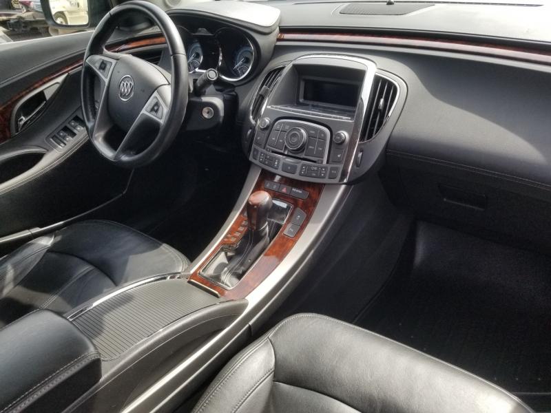 Buick LaCrosse 2011 price $6,298
