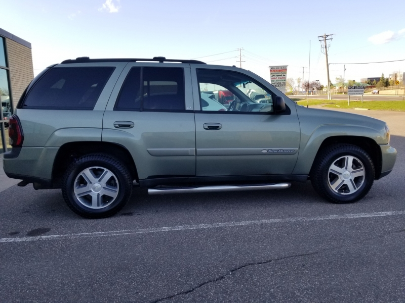Chevrolet TrailBlazer 2004 price $2,998