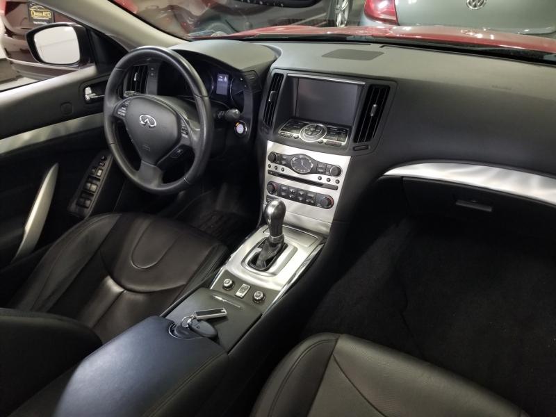 Infiniti G 37C 2012 price $20,998