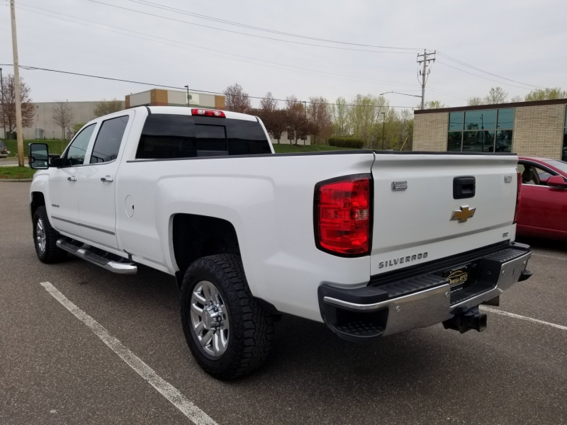 Chevrolet Silverado 2500HD 2018 price $48,998