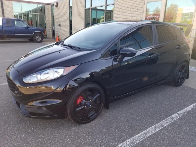 Ford Fiesta 2017 price $16,798