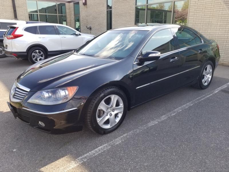 Acura RL 2008 price $7,700