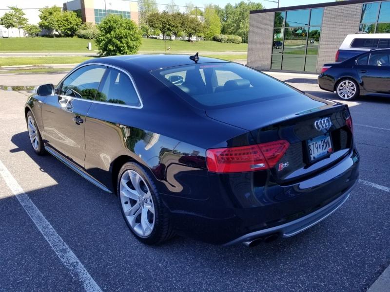Audi S5 2014 price $24,998
