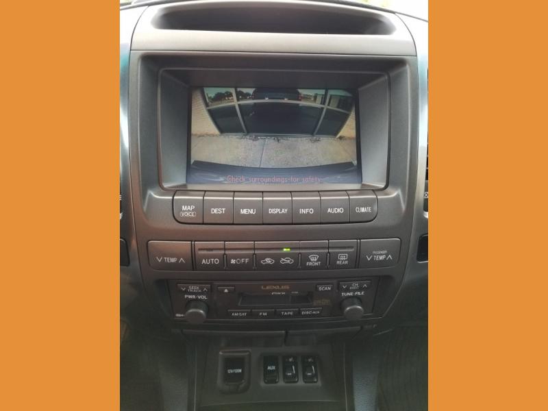 Lexus GX 470 2007 price $13,498