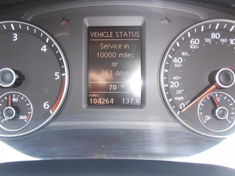 Volkswagen Passat 2012 price $10,998