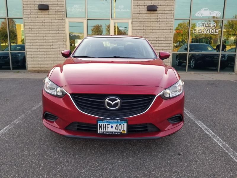Mazda 6 2016 price $15,498