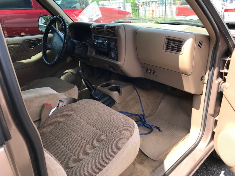 CHEVROLET S TRUCK 1996 price $7,499
