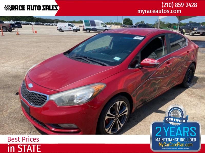 Kia FORTE 2014 price $6,499