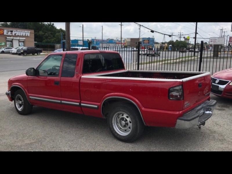 CHEVROLET S TRUCK 2001 price $6,999