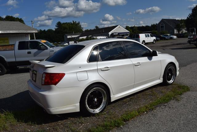 Subaru Impreza Sedan 2008 price $10,999