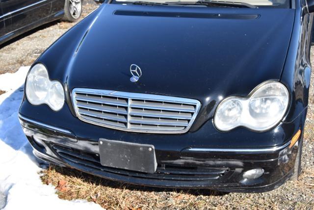 Mercedes-Benz C-Class 2007 price $6,555