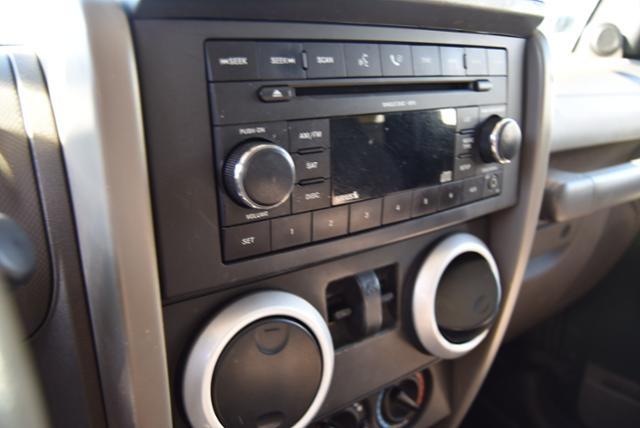Jeep Wrangler 2008 price $12,999