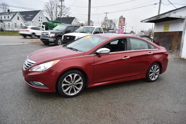 Hyundai Sonata 2014 price $12,999