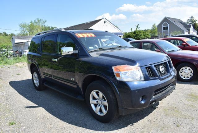 Nissan Armada 2008 price $8,999