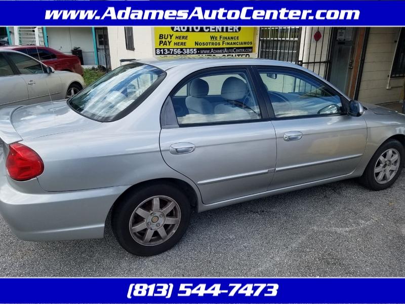 Kia Spectra 2004 price $3,299