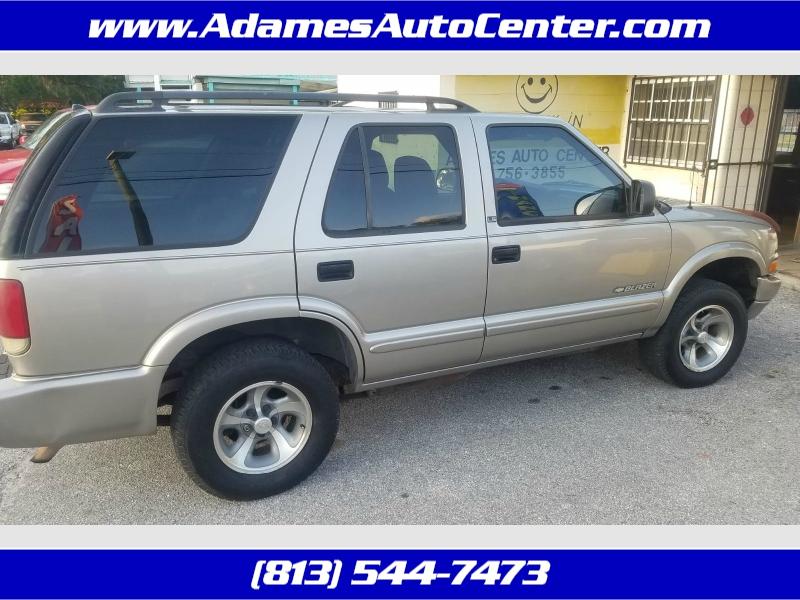 Chevrolet Blazer 2002 price $2,999