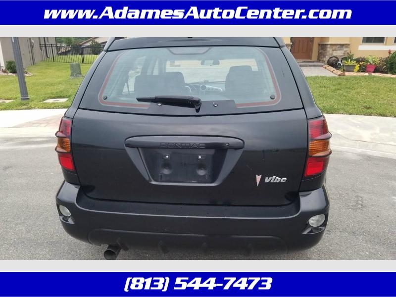 Pontiac Vibe 2003 price $3,409