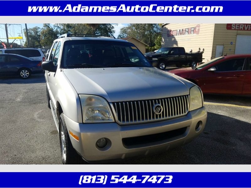 Mercury Mountaineer 2005 price $4,299