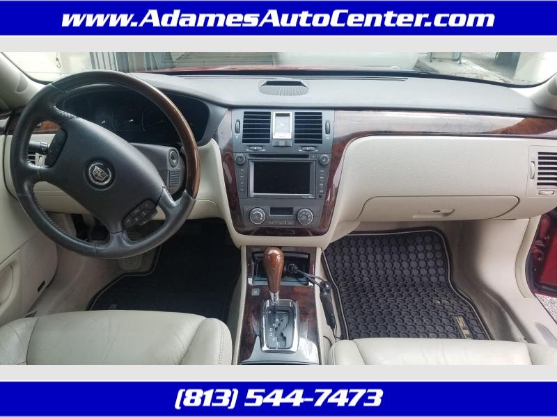 Cadillac DTS 2011 price $6,899