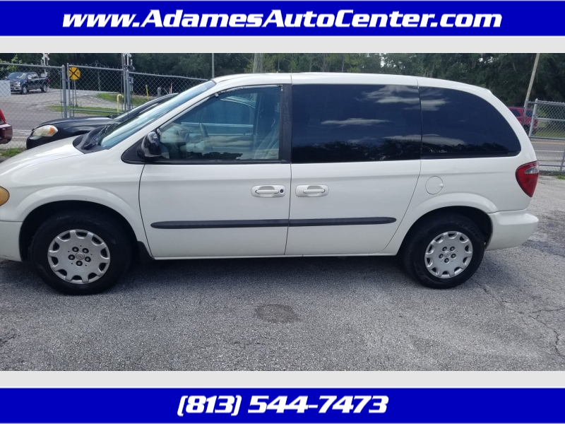 Chrysler Voyager 2003 price $3,999