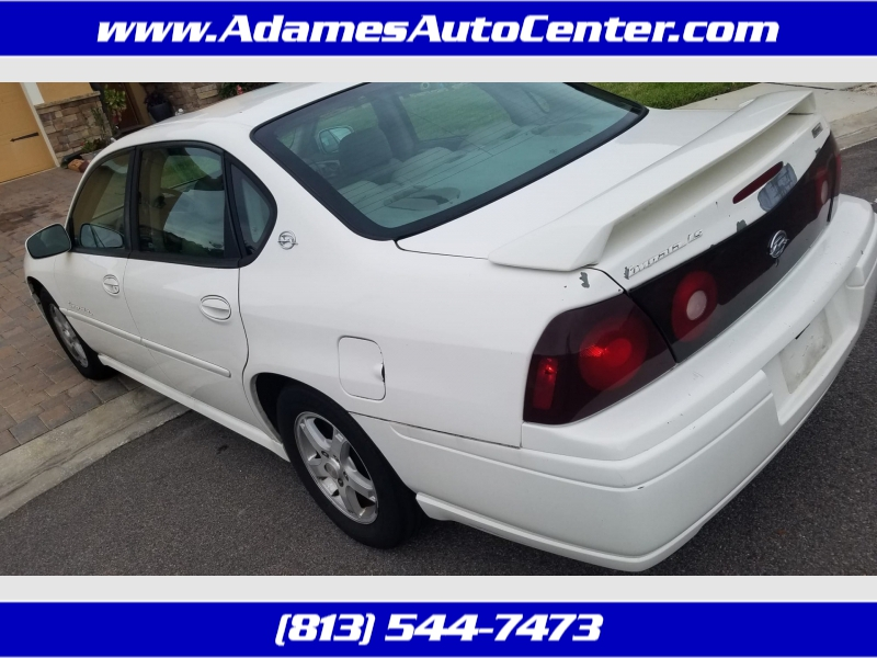Chevrolet Impala 2004 price $3,800