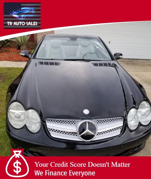 MERCEDES-BENZ SL 2003 price $8,995