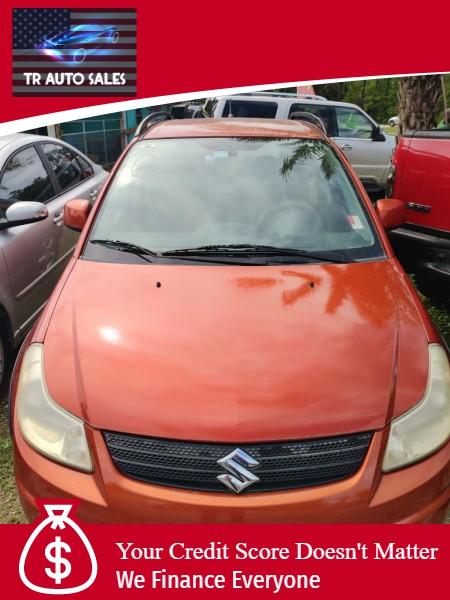 SUZUKI SX4 2008 price $3,950