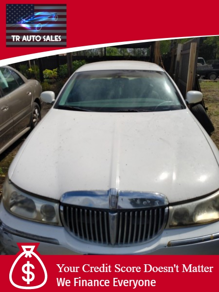 LINCOLN TOWN CAR 2000 price $1,500