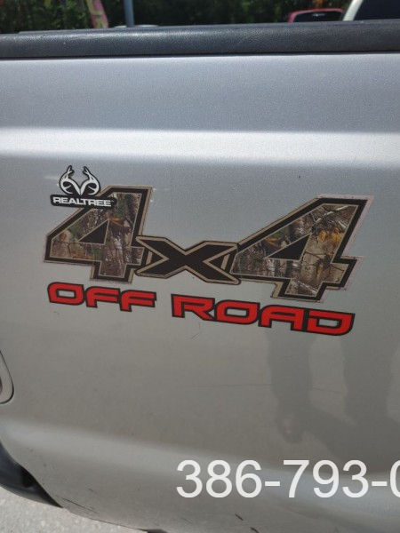 FORD F250 2005 price $10,500
