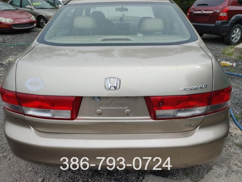 HONDA ACCORD 2003 price $4,500