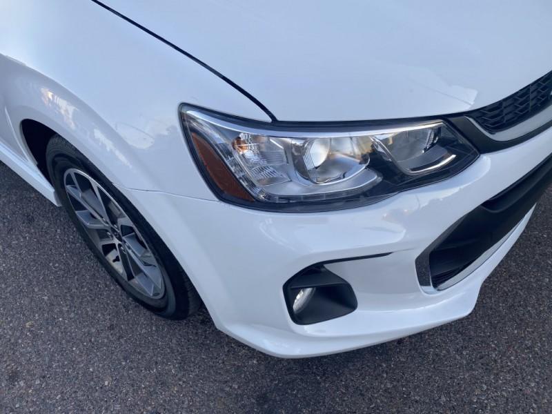 Chevrolet SONIC 2018 price $8,999