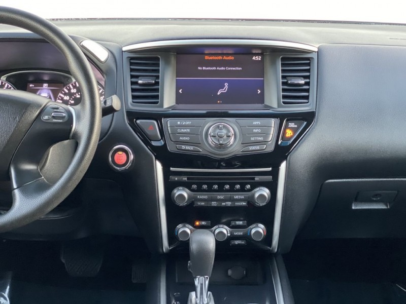 Nissan PATHFINDER S 2017 price $13,400