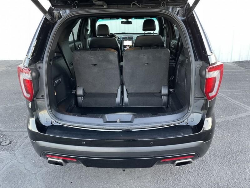 Ford EXPLORER 2017 price $21,500