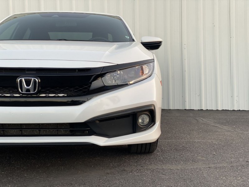 Honda CIVIC SPORT 2020 price $16,400