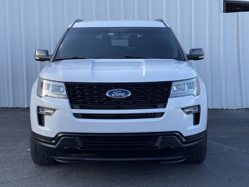 Ford EXPLORER 2018 price $16,999